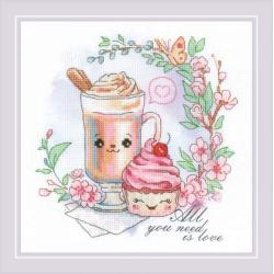 AEROFIL N120; sew thread M9124/8975