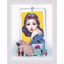 AEROFIL N120; sew thread M9124/8992