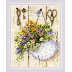 AEROFIL N120; sew thread M9124/9055