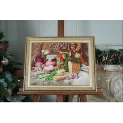 AEROFIL N120; sew thread M9124/9885