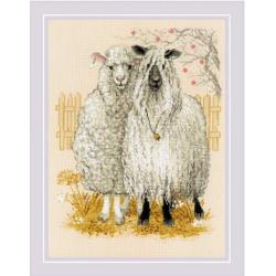 AEROFIL N120; sew thread M9124/9984