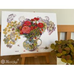 AEROFIL N120; sew thread M9125/8820