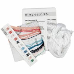 Metallic Mouline No 4 20m M9834/4000