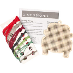 Metallic Mouline No 4 20m M9834/4042