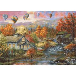 AEROFIL N35 sew thread M9135/8995