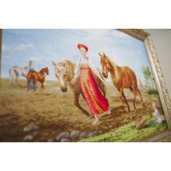 AEROFIL N35 sew thread M9135/9854
