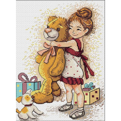 Embroidery Kit SK198