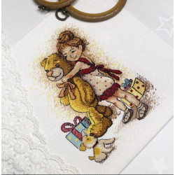Embroidery Kit SK206