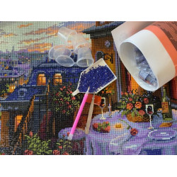 Paint by Numbers kit 40x50 cm A084