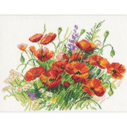 White flowers S2-16