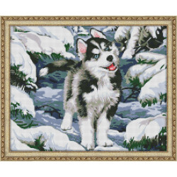 Cross Stitch Hand Bag SBAG002