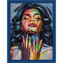 Amsterdam. The Old Church and Church of St. Nicholas after Klinkenberg`s Painting 1189