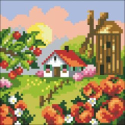 (Discontinued) Puppy Dog Sneeze Spots D35179