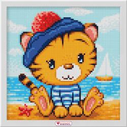 Lankeliai-rėmeliai su klipsu 30x15 cm S/LRK15