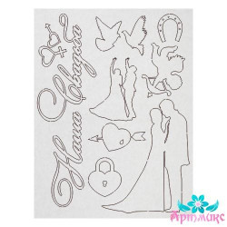 (Discontinued) Fleurs de Paris D35093