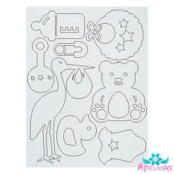 In Her Garden D35119