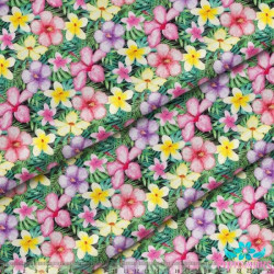 Counted Cross Stitch Kit Romance Linen PN/0007948