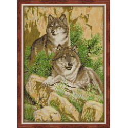 Flowers in Windowpane PN/34716