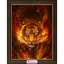Counted Cross Stitch Kit Eastern Beauty Aida PN/0149553