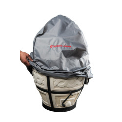 Counted Cross Stitch Kit Amaryllis Bouquet Counted Fabric PN/0157495