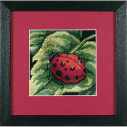 Counted Cross Stitch Kit Delft Tulips Aida PN/0158330