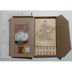 Siuvinėjimo rinkinys Christmas S6261