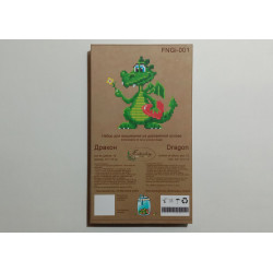 Cross Stitch Kit 11x11 S7511