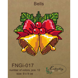 Cross Stitch Kit 11x11 S7518