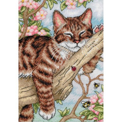 Cross Stitch Kit 10,5x10,5 S9631