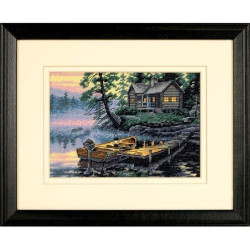 Cross Stitch Kit 10,5x10,5 S9632