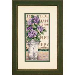 Cross Stitch Kit 10,5x10,5 S9633