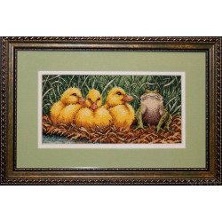 Cross Stitch Kit 10,5x10,5 S9637