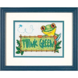 Cross Stitch Kit 17x20,5 S9740