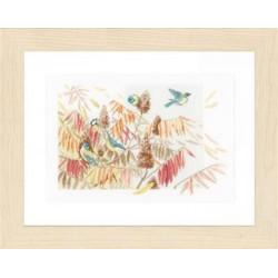 Siuvinėjimo pagalvė 40x40 SA9267