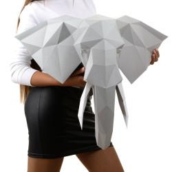 5.5 CM Makrame žiedai E/MAC22