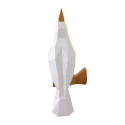 Painting by Numbers Rainbow Rooster 40x50 cm T40500164