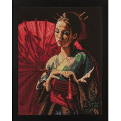 Cross Stitch Hand Bag SBAG022