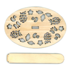 Cross Stitch Hand Bag SBAG019
