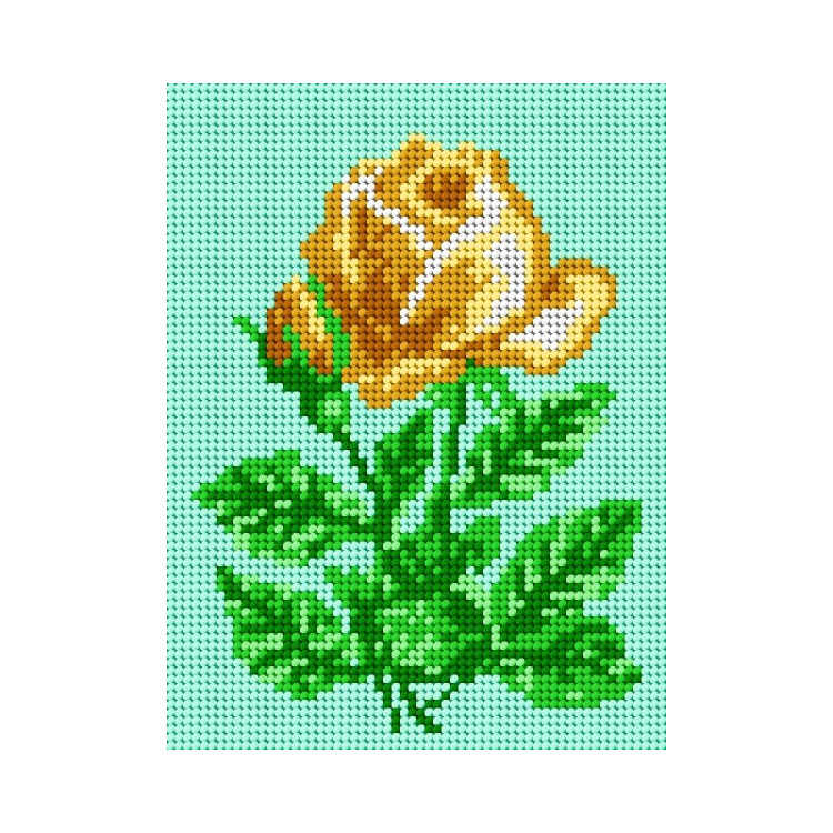 Diamond Painting kit Mushroom Basket AZ-1013