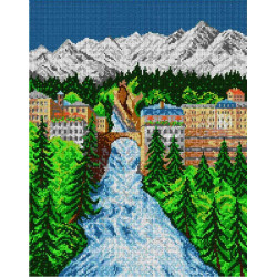 Diamond Painting Kit Autumn Present AZ-1017