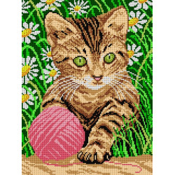 Diamond Painting Kit In the Pine Forest AZ-1038