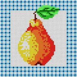 Diamond Painting Kit Fire Horse AZ-1054