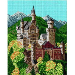 Diamond Painting Kit Squirell AZ-1096