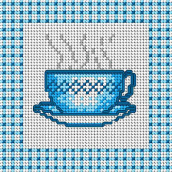 Diamond Painting Kit Flowers AZ-1355