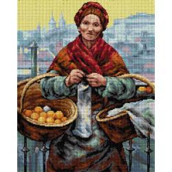 Dwarf in Yellow hat SM-133