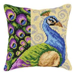 Blue Pansies WW161